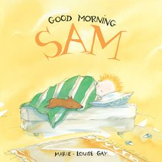 In this vibrant and humorous book, Sam gets the last laugh on his big sister.