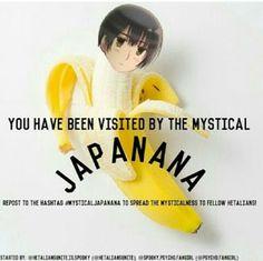 #mysticaljapanana everyone