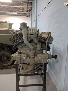 The Monstrous 18 litre V8 Ford GAA: The Biggest Petrol V8 Ever Built That Powered The Sherman Tank