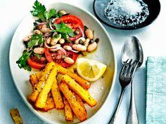 Good Food, Yummy Food, Tasty, Pasta Salad, Dinner Recipes, Dinner Ideas, Delish, Side Dishes, Meals