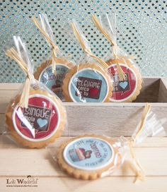 Lola Wonderful_Blog: Cookies Galletea con diseños Lola Wonderful especial San Valentín