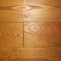 BLC Hardwood Flooring Antiqued Wire Brushed Honey Pine 3/4 In. X 5