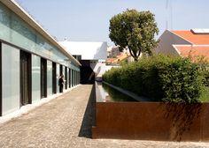 Lisboa - NEW GARDEN FOR BELÉM PALACE