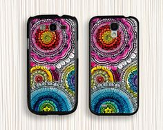 sunflower caseSamsung casevivid Note3 casevivid flower by Emmajins, $9.99