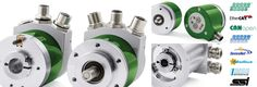 Discover the whole range of #absolute #encoders from #Lika Electronic: optical and magnetic, they encompass a wide selection of electrical ( #SSI, #BiSS, bit #parallel), fieldbus ( #Modbus, #Profibus, #CANopen, #DeviceNet) and #Ethernet ( #Profinet, #EtherCAT) interfaces. Pick from the list http://www.lika.it/eng/prodotti.php?id_cat=267&id_fam=270