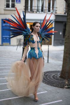Gaultier - rétrospective  I cannot even.....