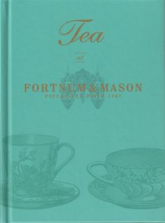 Fortnum & Mason is the quintessential London store. I purchased this book while visiting F&M in London.