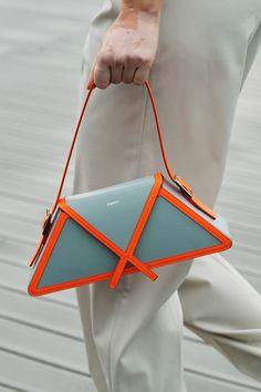 Fashion Handbags, Purses And Handbags, Fashion Bags, Leather Handbags, Fashion Accessories, Paris Fashion, Handbag Accessories, Leather Bags Handmade, Luxury Bags