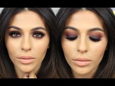 Fall Makeup | Sunset Eyes - YouTube