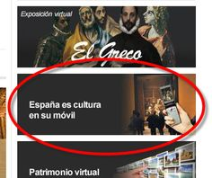 """The geo layer called """"espanaescultura2"""" displays cultural resources in the main tourism destinations in #Spain such as museums, artworks, historic gardens, events, etc. that can be geolocated via @Layar. The layer is available in English and in Spanish."""