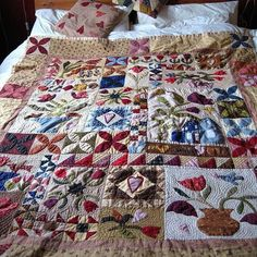 Today I just want to be in my bed and under my favourite quilt. Roll on nap time!