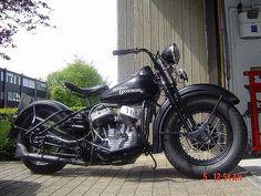 Harley-Davidson 42WLA 1943 | Kapaza