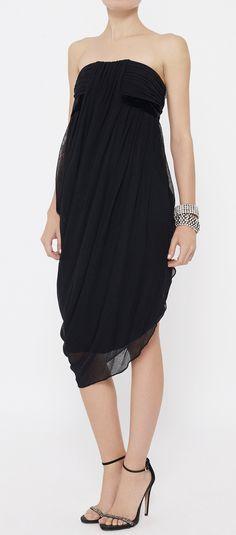 Rachel Roy Black Dress