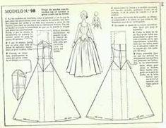 Todo para Crear ... : varios costura Chart, Album, Pattern, Scrappy Quilts, Dressmaking, Picasa, Journals, Tejidos, Patterns