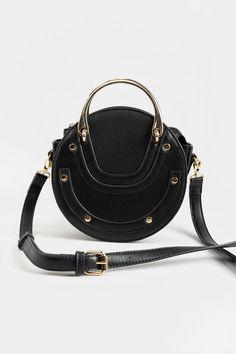 Vivian Circle Tote Saddle Bags, Marc Jacobs, Handbags, Night, Accessories, Black, Color, Clothes, Shopping