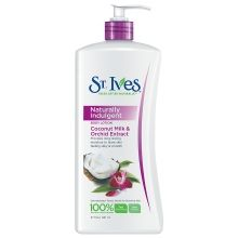 St. IvesNaturally Indulgent Body Lotion Coconut & Orchid at Walgreens. Get free shipping at $35 and view promotions and reviews for St. IvesNaturally Indulgent Body Lotion Coconut & Orchid