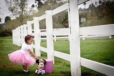 Minnie Mouse Birthday Deluxe Tutu Outfit by TuTooCuteTutus on Etsy, $61.00