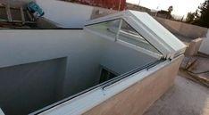 Balcony Design, Roof Design, Ceiling Design, Balcony Privacy Screen, Hacienda Homes, Window Well, Garden Gazebo, Marquise, Glass Roof