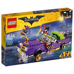 Buy LEGO The LEGO Batman Movie 70906 The Joker Notorious Lowrider Online at johnlewis.com