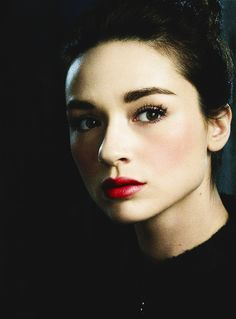 Allison Argent by Crystal Reed TEEN WOLF