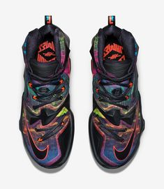 Nike LeBron 13 Akronite Philosophy 5