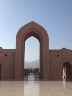 Sultan Qaboos grand Mosque_Muscat Oman