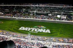 Nice view of Daytona International Speedway