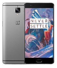Awesome OnePlus 2017: New OnePlus 3 6GB RAM,64GB Unlocked 4G Smartphone Dual Snapdragon 820 Graphite CELL PHONE TECHNOLOGY