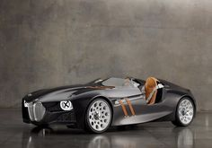 BMW 328 HOMMAGE CONCEPT   Impressive Retro Concept by BMW.