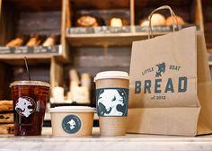 Little Goat #branding #packaging #bakery #diner #restaurant #design #littlegoat #chicago