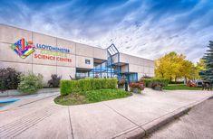 Lloydminster Cultural & Science Centre #architecturephotography #voimages #Saskatchewan #museum #Canada #architecture #modern #citylife
