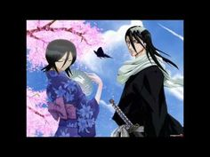 Byakuya and Rukia - Listen to One Story  (Bleach Beat Collection)