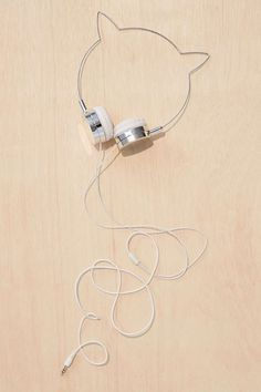 Cat Headphones - Urban Outfitters