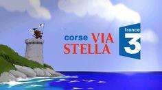 """""""Via Stella""""  logo animé"""