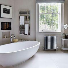 riho bilbao freistehende badewanne 170 x 80 cm bs10 - megabad ... - Wohnideen Small Bathroom