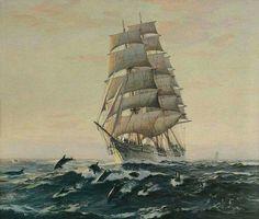 Artist Charles Robert
