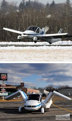 This flying car could soon be yours!