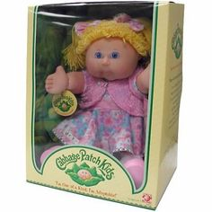 cabbage patch kid 1983
