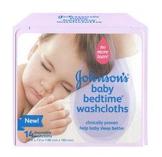 Participa #Sorteo de 2 Paquetes de Toallitas Johnson's Baby en @MamaHolistica http://wp.me/p2XhVo-W8 #MamisHolisticas ~ JOHNSON'S Baby Bedtime Washcloths.
