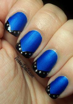 Such a pretty shade of blue
