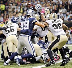Pro Line Men's New Orleans Saints Joseph Morgan Team Color NFL Jersey