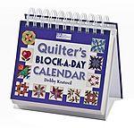 Quilter s BLOCK-A-DAY CALENDAR