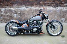 2013 Harley Davidson Softail Breakout FXSB custom - Google Search #harleydavidsonbreakout #harleydavidsonbreakoutcustom