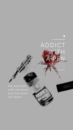Addict With A Pen Lockscreen, Twenty One Pilots Lyrics (Self Titled Aesthetics) | Graphic Design + Photography by KAESPO
