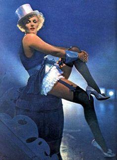 by Richard Avedon Marilyn Monroe as Marlene Dietrich 1958