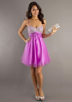 Purple Homecoming Clothes Accordion Pleated Costume Weekend Skirts Sundress…
