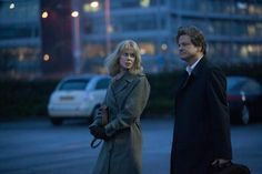 First Look: Nicole Kidman & Colin Firth In Thriller 'Before I Go To Sleep' Nicole Kidman, Colin Firth Film, The Fall Movie, Mark Strong, Isabel Ii, Love Film, About Time Movie, Go To Sleep, Eyes