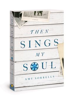 Happy day-after-Thanksgiving! I thought I'd join in all the black Friday hullabaloo and post the brand new video trailer for my second book,Then Sings My Soul, which is available for pre-order now ...