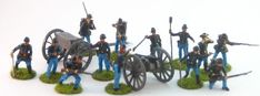 Painted miniature scale figures, soldiers and warriors in plastic and metal. Collectors items ann for wargaming. Plastic Soldier, Military Figures, America Civil War, Miniture Things, Civilization, Warriors, Scale, Miniatures, Hand Painted