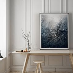 2018 80 x 100 cm Mixed media of ink wash movement on Yupo, digitally captured & printed on archival quality paper Single edition Signed Ink Wash, Macro Photography, Fine Art Prints, Mixed Media, Landscapes, Printed, Paper, Home Decor, Paisajes